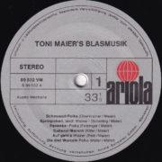 Toni Maiers Blasmusik – 3
