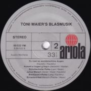 Toni Maiers Blasmusik – 4