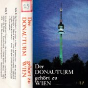 Der Donauturm gehört zu Wien – 1