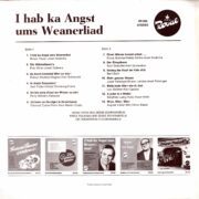 I hab ka Angst ums Weanerliad – 2