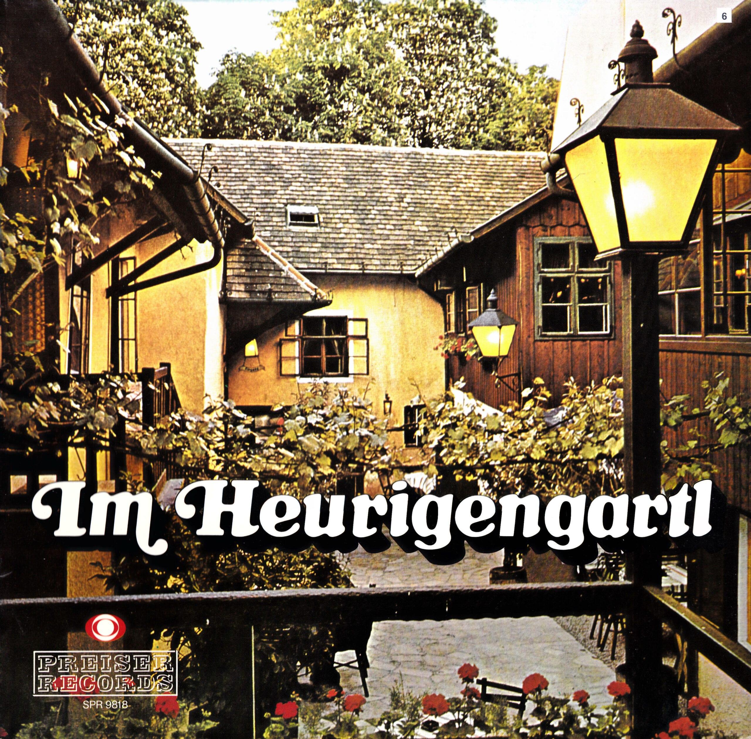 Im Heurigengartl – 1