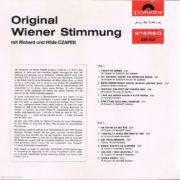 Original Wiener Stimmung – 2