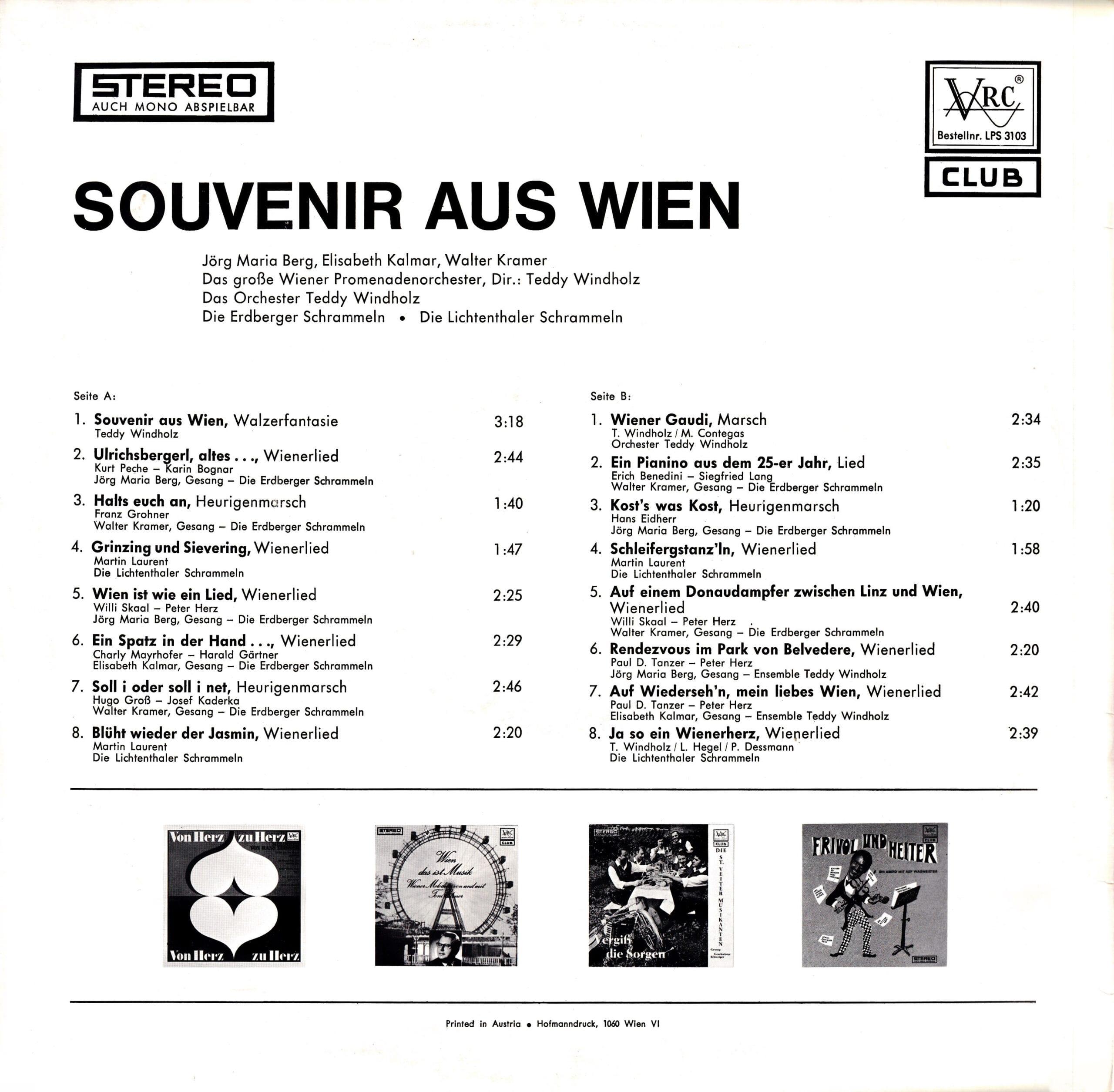 Souvenir aus Wien – 2