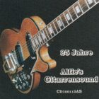 25 Jahre Alfies Gitarrensound – 1