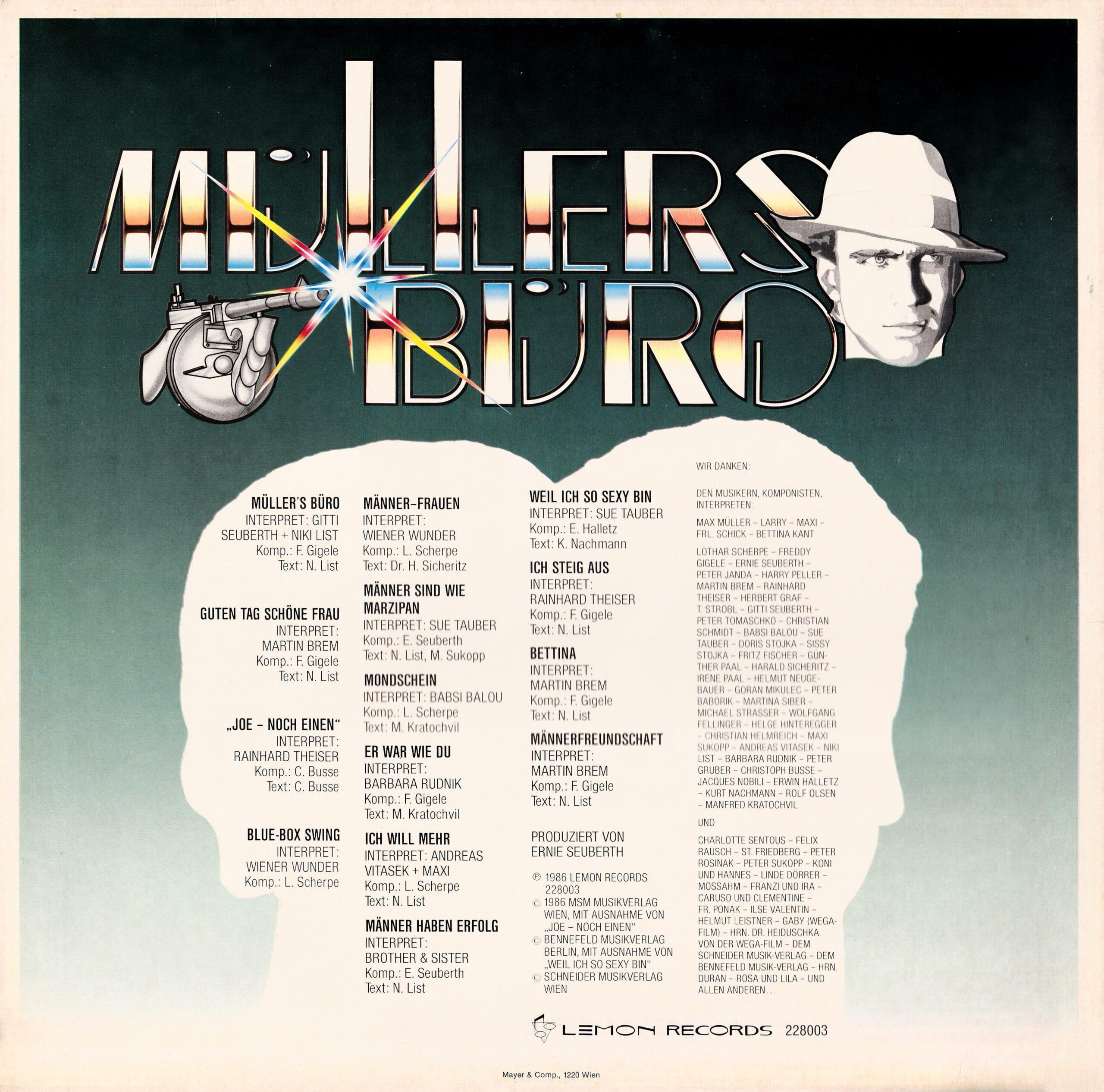 Müllers Büro – 2