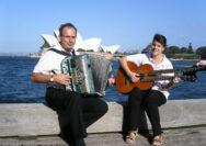 Erich & Marion in Sydney