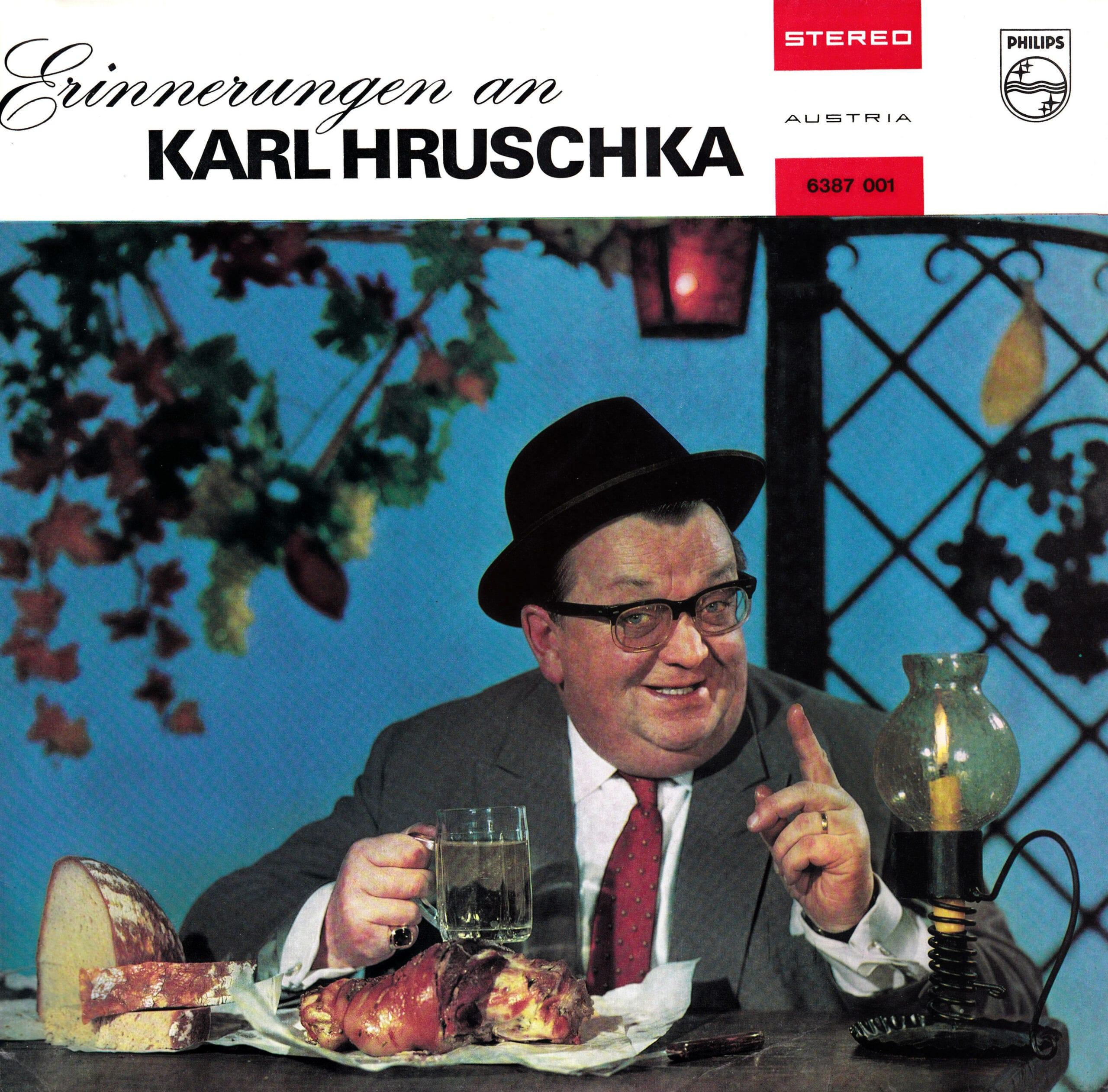 Erinnerungen an Karl Hruschka – 1