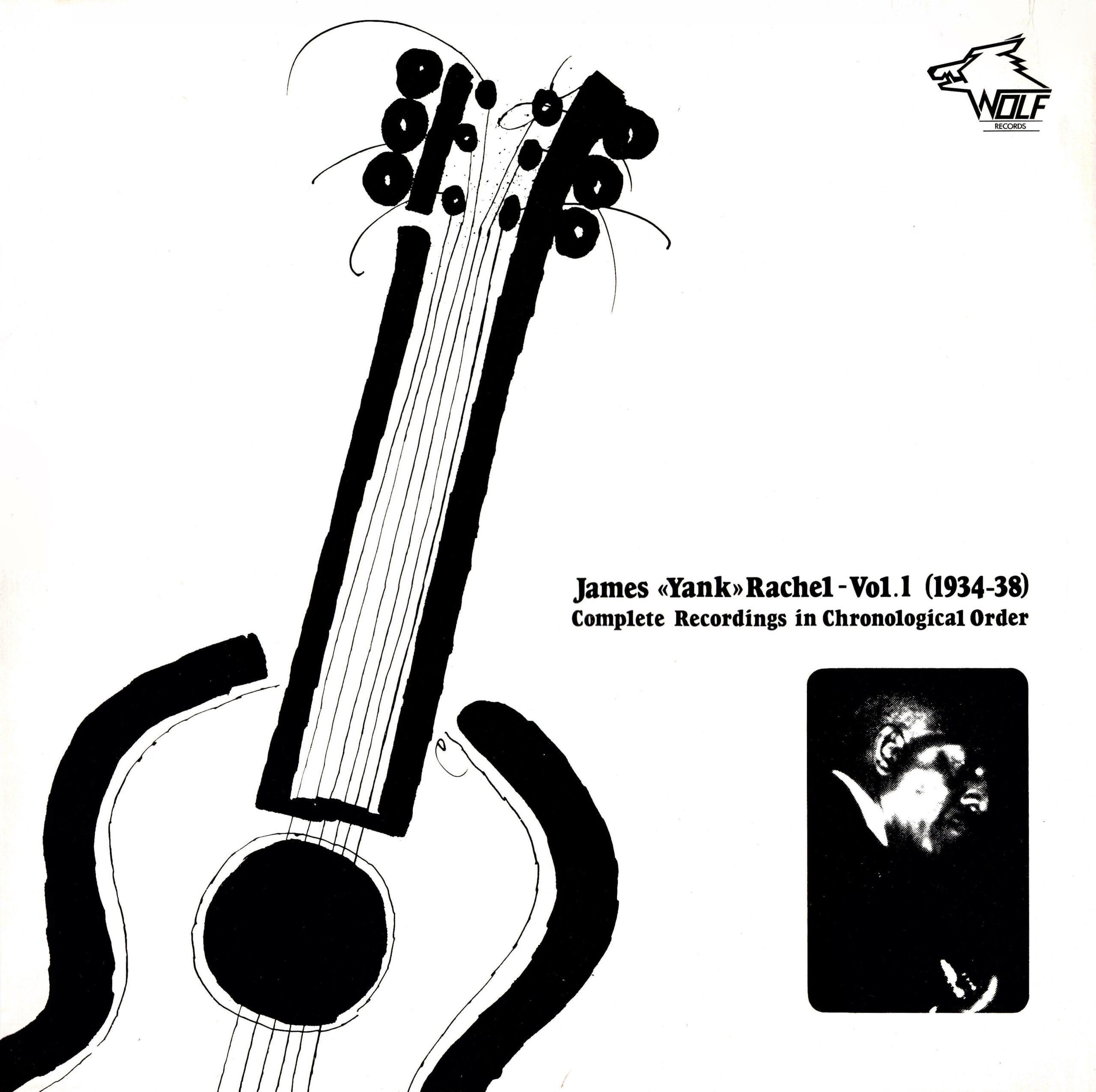 James Yank Rachel, Vol. 1 – 1