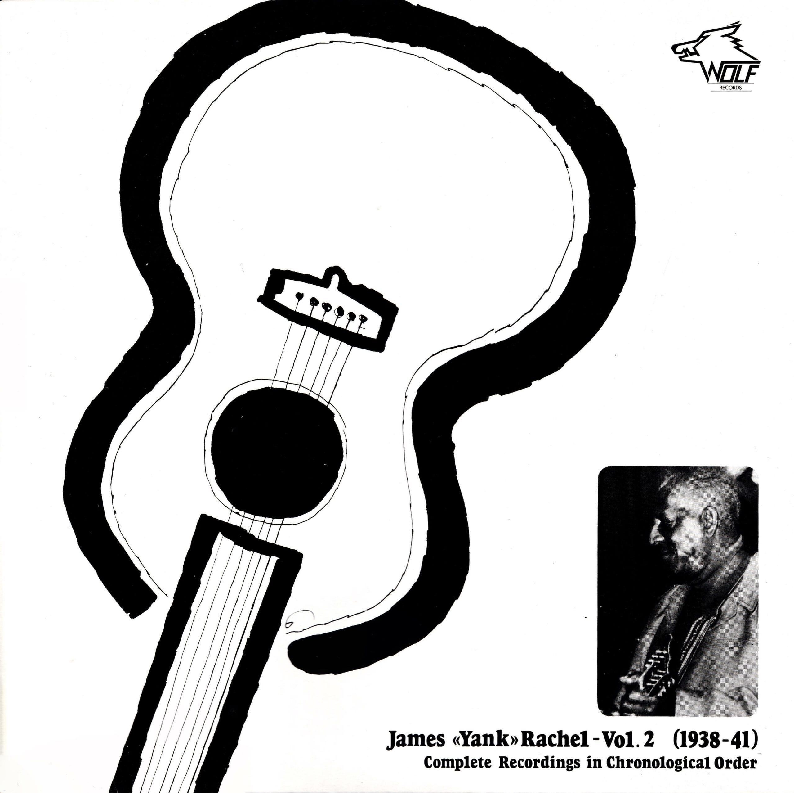 James Yank Rachel, Vol. 2 – 1