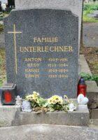 Erwin Unterlechner Grab