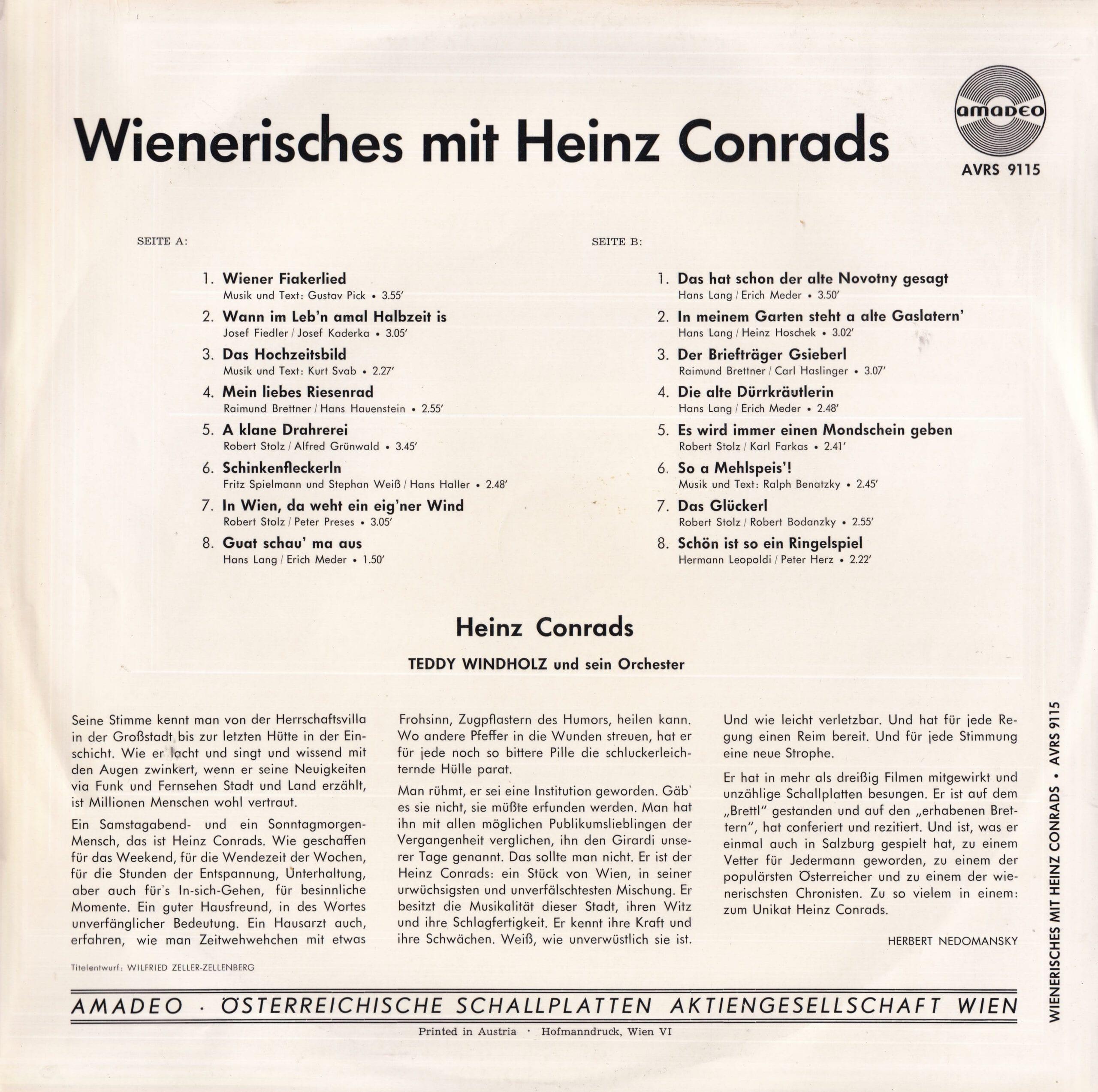 Wienerisches – 2